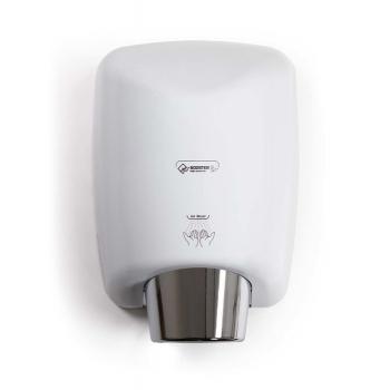 Vysoušeč rukou Jet Dryer BOOSTER bílý kov