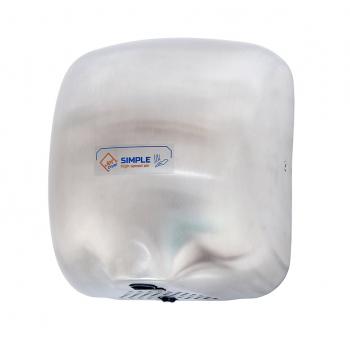 Vysoušeč rukou Jet Dryer Simple - stříbrný