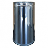 Odpadkový koš Room Basket ALDA 45 l, lesklý