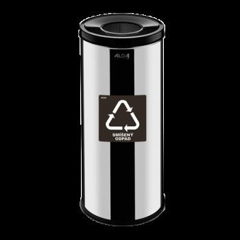 Odpadkový koš  Prestige EKO  ALDA 45 l, bez vložky