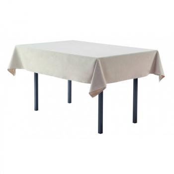 Ubrus na hranaté stoly 330 x 230 cm, bílý