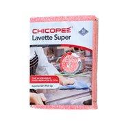 Utěrky CHICOPEE Lavette Super 51x36 cm/10 ks - červené