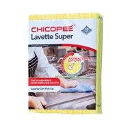 Utěrky CHICOPEE Lavette Super 51x36 cm/10 ks - žluté