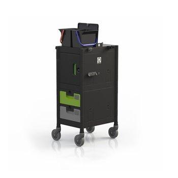Ekologický úklidový vozík BRIX COMPACT BIG BASIC ASS
