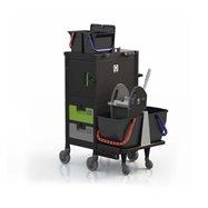 Ekologický úklidový vozík BRIX BIG COMPACT OFFICE ASS