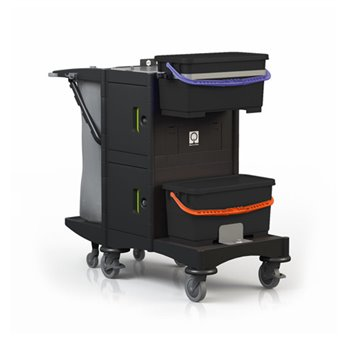 Ekologický úklidový vozík BRIX COMPACT COLLECTION BIG IPC