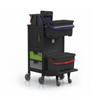 Ekologický úklidový vozík BRIX BIG COMPACT PT IPC ASS