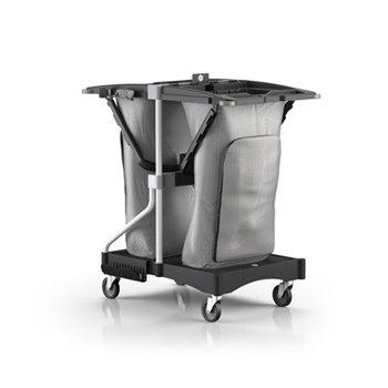 Ekologický úklidový vozík BRIX LIGHT SLIM COLLECTION NAS