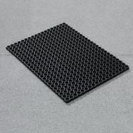 Vstupní rohož, 1000x750 mm, černá