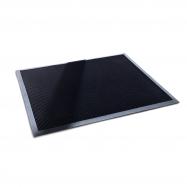 Vstupní rohož, 1000x800 mm, černá