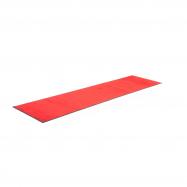 Vstupní rohož, 3000x850 mm, červená