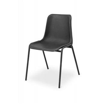 Konferenční židle MAXI BL, černá / černá
