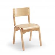 Dřevěná židle Charlotte, buk