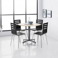 Jídelní židle Milla, černá