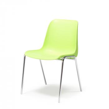 Plastová židle Sierra, limetková