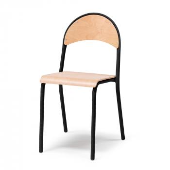 Jídelní židle Tampa, buk, černá