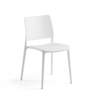 Židle Rio, bílá