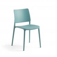 Židle Rio, tyrkysová