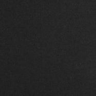 Mobilní paraván/nástěnka, jednodílný, černý
