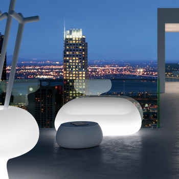 Svítící designová sedačka Gumball Sofa Light