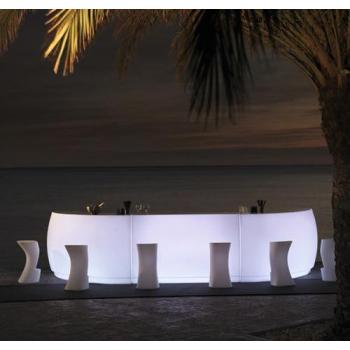 Designový barový pult FIESTA BAR rohový díl