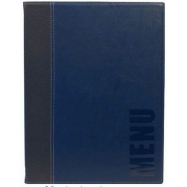 Jídelní lístek Securit Trendy A5 - modrá