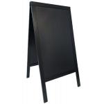 Sandwich (A-tabule) 68x120 cm., černá