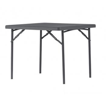 Rautový skládací stůl ZOWN XXL90 - NEW - 91 x 91 cm