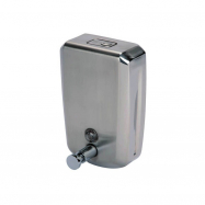 1 litový nerezový ocelový dávkovač na mýdlo