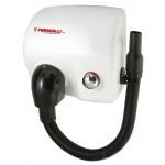Bazenový osoušeč vlasů FUMAGALLI MAGNUM 88HT s výkonem 1000 W, bílý