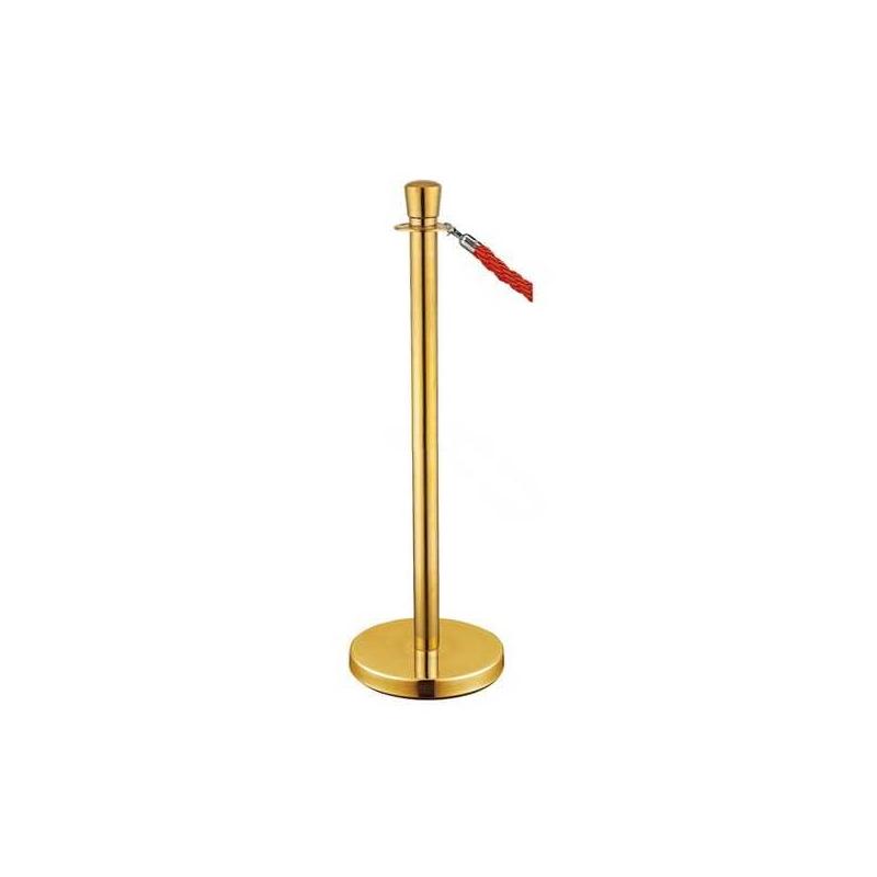 Lanová zábrana HRB01_GOLDEN, zlatá