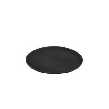 Podnos servírovací černý 36 cm
