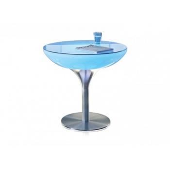 Svítící kavárenský stůl Lounge 75
