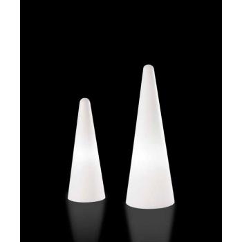 Designová stojací  lampa CONO