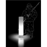 Designové svítidlo ICE_CAP LIGHT