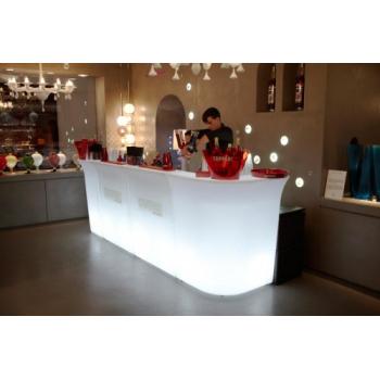 Svítící barový pult JUMBO CORNER