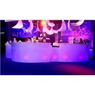 Svítící barový pult BREAK
