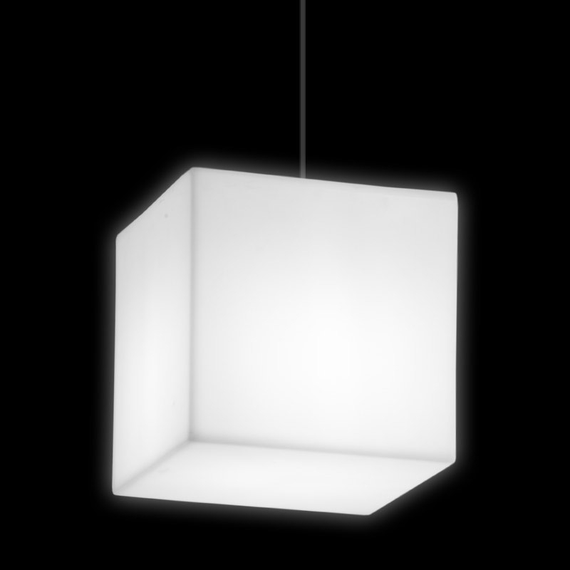 Designové venkovní osvětlení CUBO Hanging