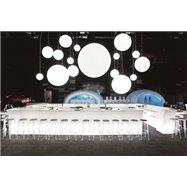 Závěsné designové svítidlo GLOBO HANGING