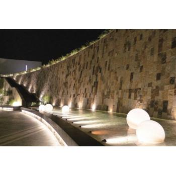 Zahradní designové osvětlení ACQUAGLOBO