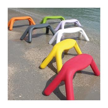 Zahradní plastová lavice ATLAS