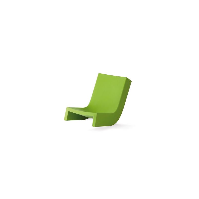 Houpací designové plastové křeslo TWIST