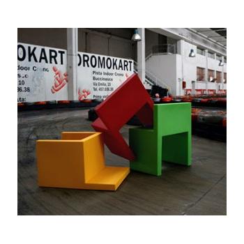 Designová židle ANGOLO RETTO