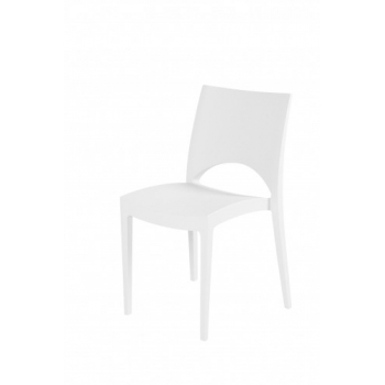 Exklusivní plastová židle JUNE