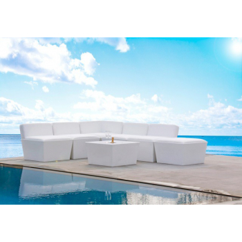 Venkovní luxusní sedací souprava Conic Lounge