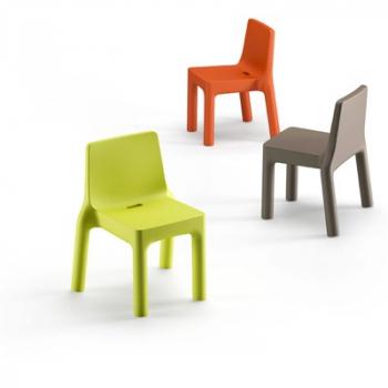 Plastová stohovatelná židle SIMPLE