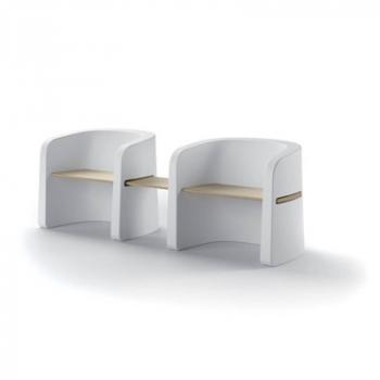 Designová plastová sedačka Talea