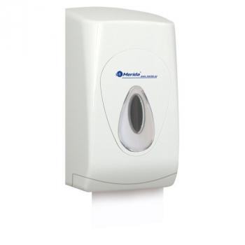 Zásobník na SKLÁDANÝ toaletní papír MERIDA TOP