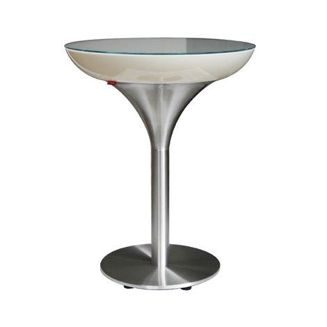 Svítící kavárenský stůl Lounge M 75