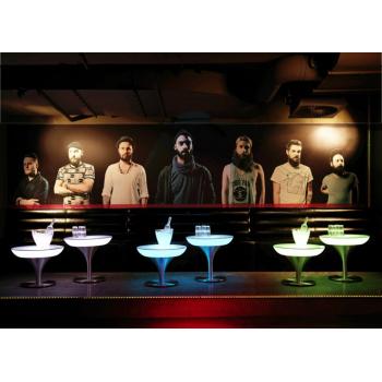 Svítící konferenční stolek Lounge M 45